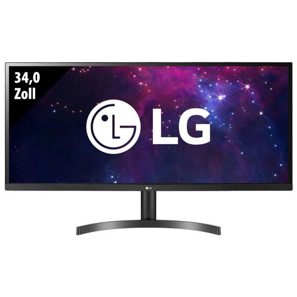 LG 34WL500-B UltraWide Gaming Monitor - 34,0 Zoll - UW-UXGA (2560x1080) - 5ms - schwarz