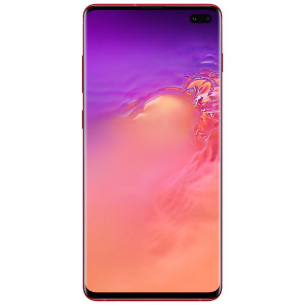 Samsung Galaxy S10 Plus DUOS (128GB) - Cardinal Red