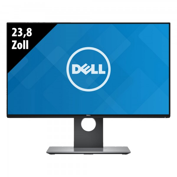 Dell Flat Panel Monitor P2417Hc - 23,8 Zoll - 6ms - FHD (1920x1080) - schwarz