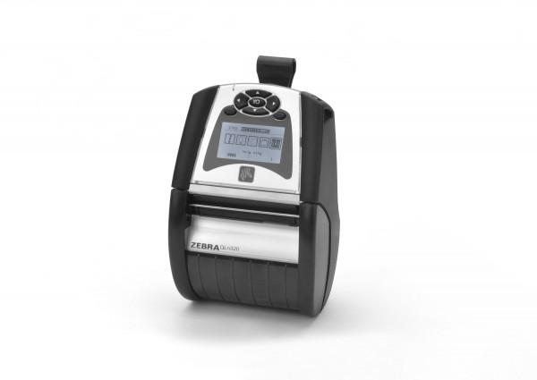Zebra QLn320 mobiler Thermodirekt Etikettendrucker NEU