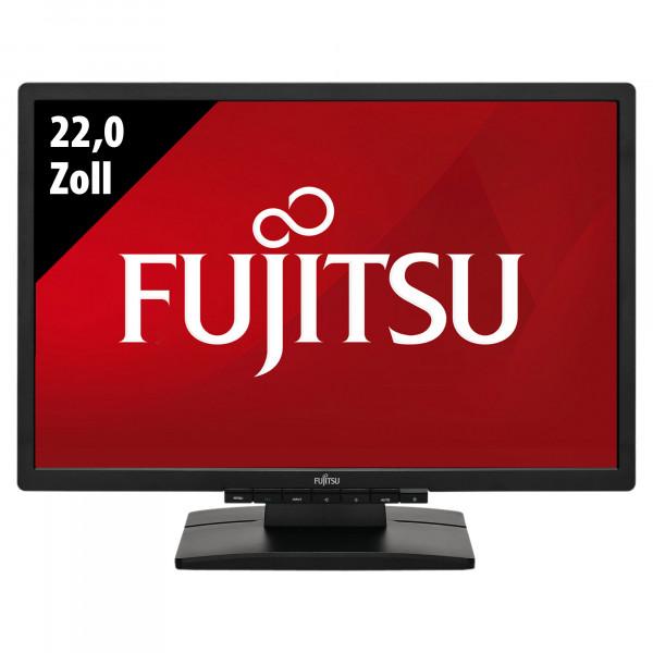 Fujitsu Display B22W-6 LED - 22,0 Zoll - WSXGA+ (1680x1050) - 5ms - schwarz