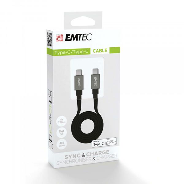 Emtec T700C2 - USB-Kabel - USB-C auf USB-C