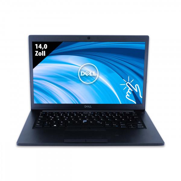 Dell Latitude 7490 - 14,0 Zoll - Core i7-8650U @ 1,9 GHz - 16GB RAM - 500GB SSD - FHD (1920x1080) - Touch - Webcam - Win10Pro