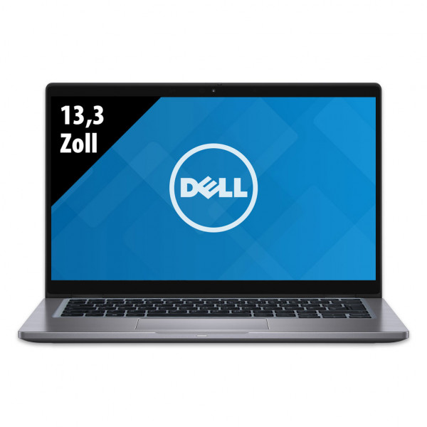 Dell Latitude 7310 - 13,3 Zoll - Core i5-10310U @ 1,7 GHz - 8GB RAM - 250GB SSD - FHD (1920x1080) - Webcam - Win10Pro