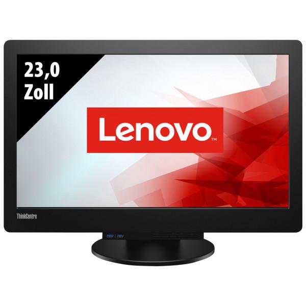 Lenovo ThinkCentre Tiny-in-One 23 - 23,0 Zoll - FHD (1920x1080) - 5ms - schwarz
