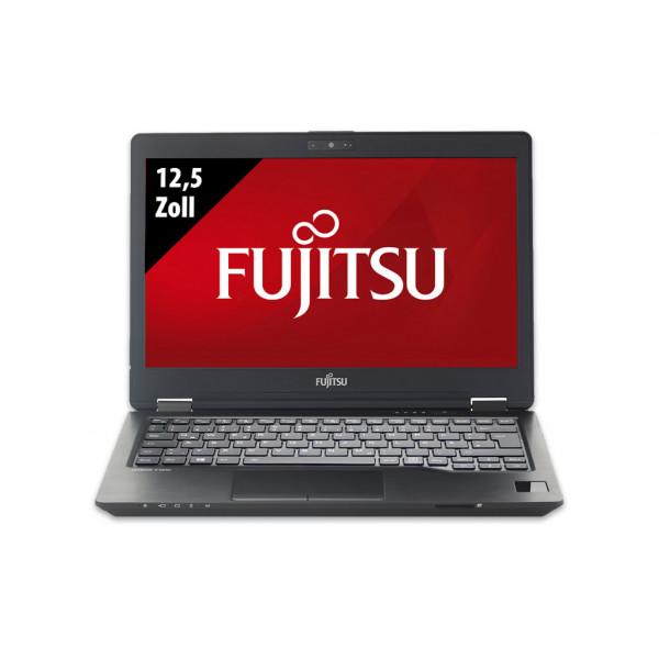 Fujitsu LifeBook U728 - 12,5 Zoll - Core i5-8250U @ 1,6 GHz - 8GB RAM - 250GB SSD - FHD (1920x1080) - Webcam - Win10Pro
