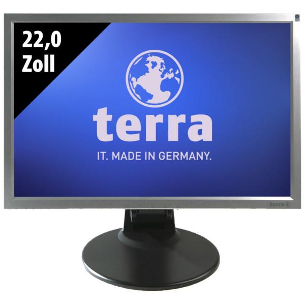 Wortmann Terra LCD 6422W PV - 22,0 Zoll - WSXGA+ (1680x1050) - 5ms - schwarz/silber