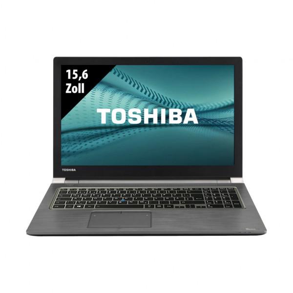 Toshiba TECRA Z50-A - 15,6 Zoll - Core i5-4210U @ 1,7 GHz - 8GB RAM - 250GB SSD - WXGA (1366x768) - Webcam - Win10Pro