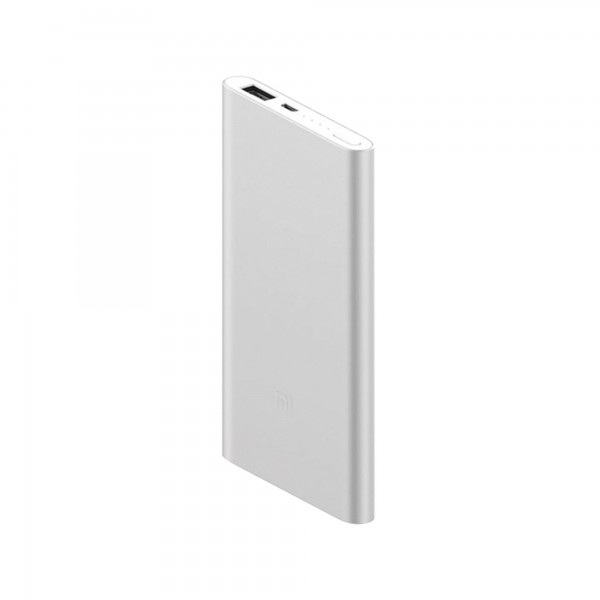 Xiaomi - Mi Power Bank 2S 10000mAh - Silver