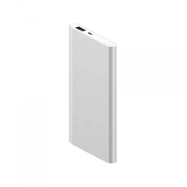Xiaomi - Mi Power Bank 2S 10000mAh - Silver
