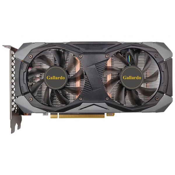 Manli - GeForce® GTX 1660 Super Gallardo - Grafikkarte - 6GB GDDR6