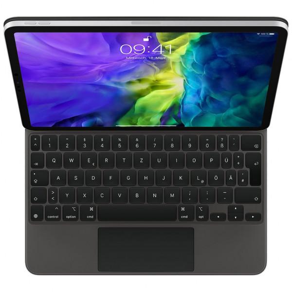 """Apple Magic Keyboard für iPad Pro 11"""" (2. Generation) - Tastatur und Foliohülle - hinterleuchtet - Deutsch"""