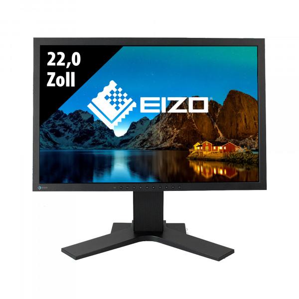 Eizo FlexScan S2201W - 22,0 Zoll - WSXGA+ (1680x1050) - 5ms - schwarz