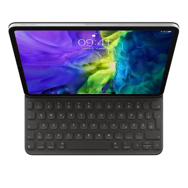 Apple Smart Keyboard für iPad Pro 11 (2. Generation) - Tastatur und Foliohülle - Deutsch