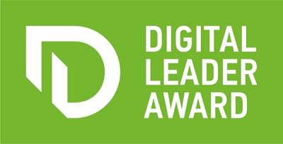 Digital Leader Award Logo