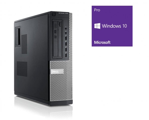 Gaming PC - Dell OptiPlex 7010 DT - Core i7-3770   3,4 GHz - 16GB ... e3ae82d92792