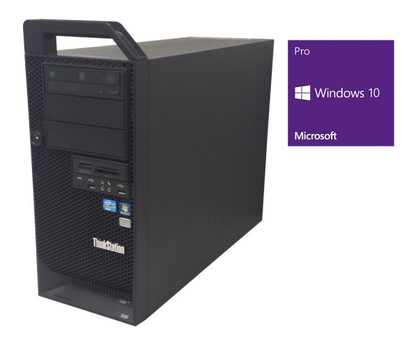 Lenovo ThinkStation D30 - Xeon E5-2620 @ 2,0 GHz - 16GB RAM - 500GB HDD - Quadro 2000 - Win10Pro