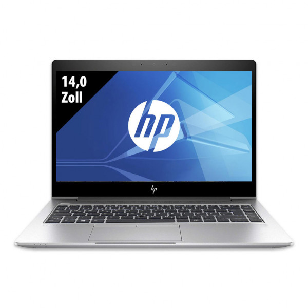 HP EliteBook 840 G5 - 14,0 Zoll - Core i5-8350U @ 1,7 GHz - 8GB RAM - 250GB SSD - FHD (1920x1080) - Webcam - Win10Pro