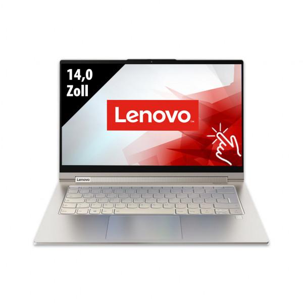 Lenovo Yoga C940 Mica - 14,0 Zoll - Core i5-1035G4 @ 1,1 GHz - 8GB RAM - 500GB SSD - FHD (1920x1080) - Touch - Webcam - Win10Home