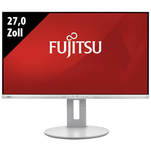 Fujitsu Display B27-9 TE QHD - 27,0 Zoll - WQHD (2560x1440) - 5ms - weiß