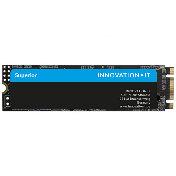 Innovation IT - Festplatte - 512GB - SSD - M.2 BULK - intern