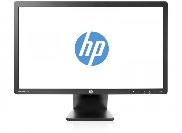 HP EliteDisplay E231 - 23,0 Zoll - FHD (1920x1080) - 5ms - schwarz