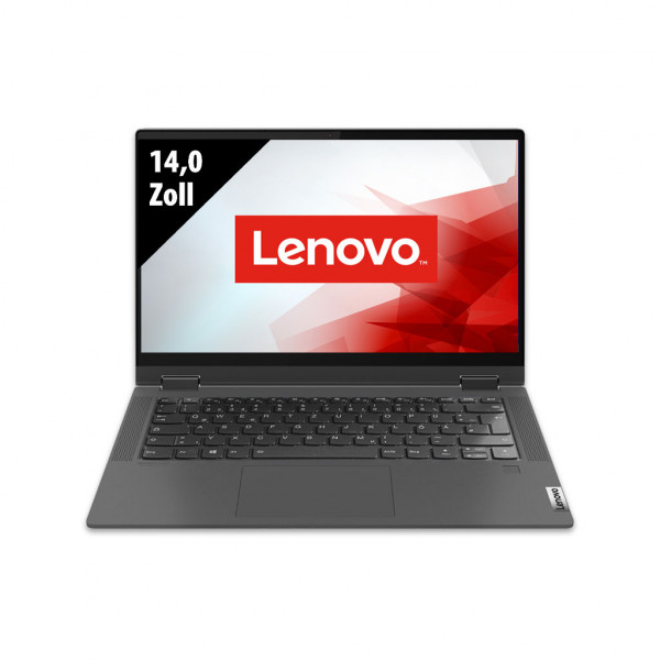 Lenovo IdeaPad 5 Graphite Grey - 14,0 Zoll - Core i5-1035G1 @ 1,0 GHz - 8GB RAM - 500GB SSD - FHD (1920x1080) - Webcam - Win10Home