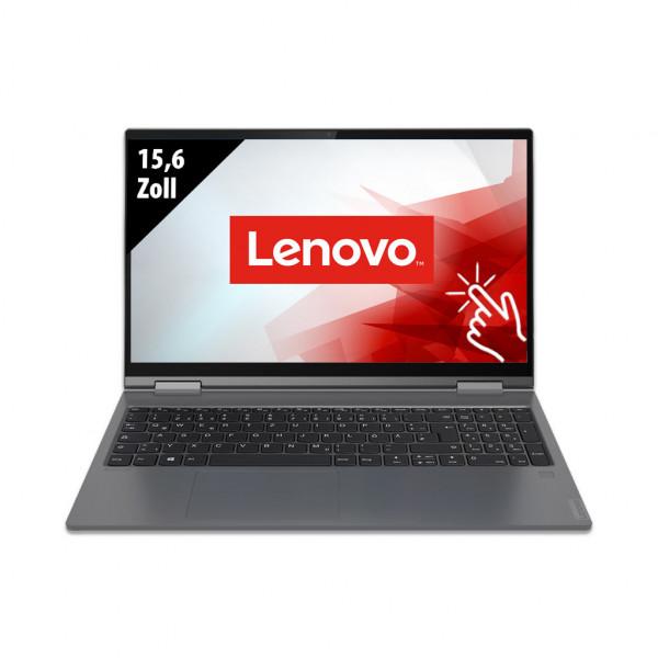 Lenovo IdeaPad Flex 5 Graphite Grey - 15,6 Zoll - Core i7-1065G7 @ 1,3 GHz - 16GB RAM - 1000GB SSD - Nvidia GeForce MX330 - FHD (1920x1080) - Touch - Webcam...
