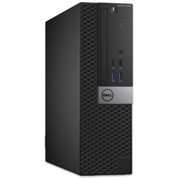 Dell OptiPlex 3040 SFF - Core i3-6100 @ 3,7 GHz - 8GB RAM - 250GB SSD - Win10Home