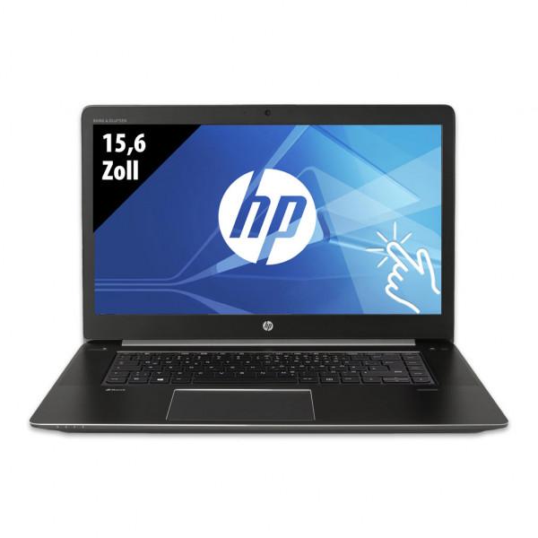 HP ZBook Studio G3 - 15,6 Zoll - Xeon E3-1505M v5 @ 2,8 GHz - 16GB RAM - 500GB SSD - Nvidia Quadro M1000M - FHD (1920x1080) - Touch - Webcam - Win10Pro