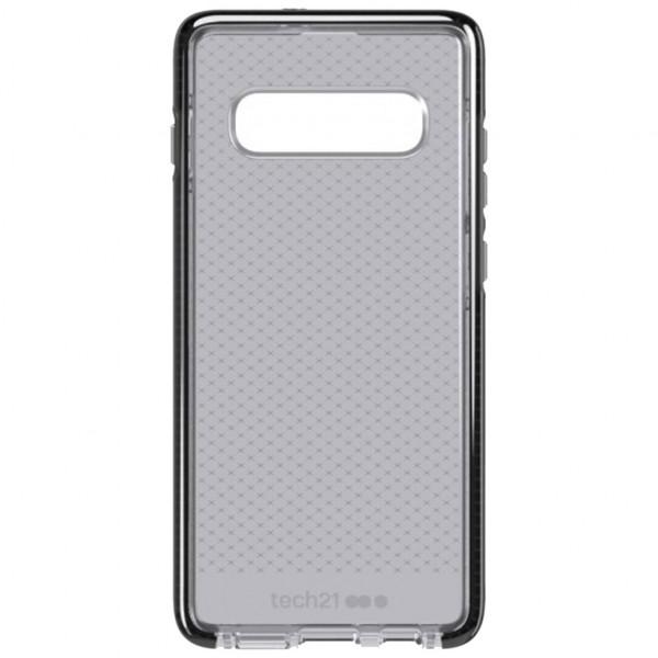 Tech 21 Evo Check - Handyhülle (Samsung Galaxy S10+) - Schwarz