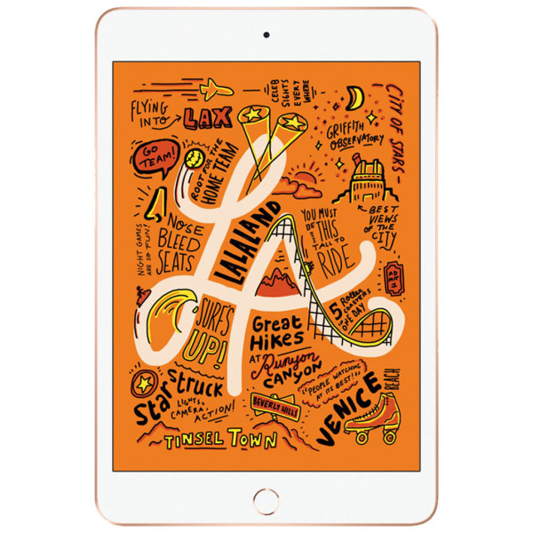 Apple iPad mini 5 (2019) Wi-Fi (256GB) - Gold