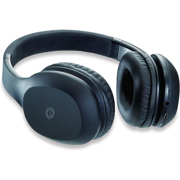 Conceptronic PARRIS 02B - Over-ear Kopfhörer - Bluetooth - Schwarz