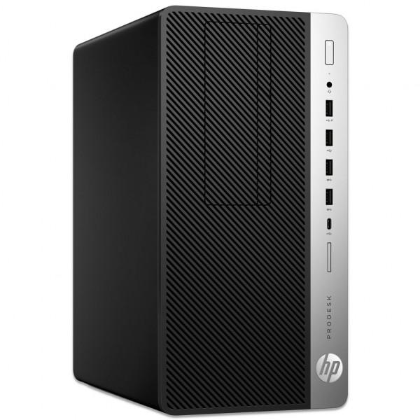 HP ProDesk 600 G3 MT - Core i3-6100 @ 3,7 GHz - 8GB RAM - 250GB SSD - DVD-RW - Win10Home