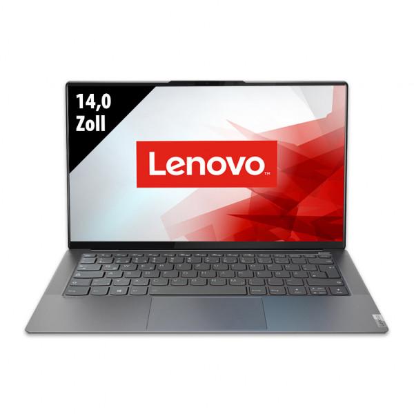Lenovo Yoga S940 - 14,0 Zoll - Core i7-1065G7 @ 1,3 GHz - 16GB RAM - 1000GB SSD - UHD (3840x2160) - Webcam - Win10Home