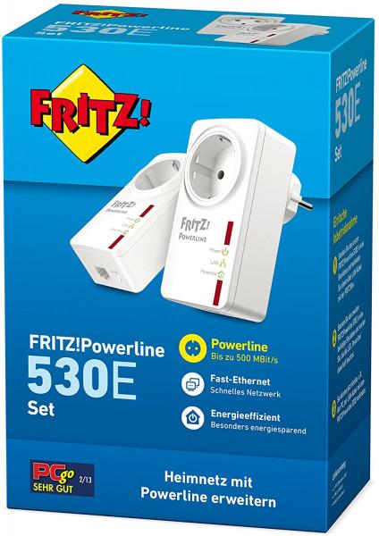 AVM FRITZ! Powerline 530E Set (2Stück)
