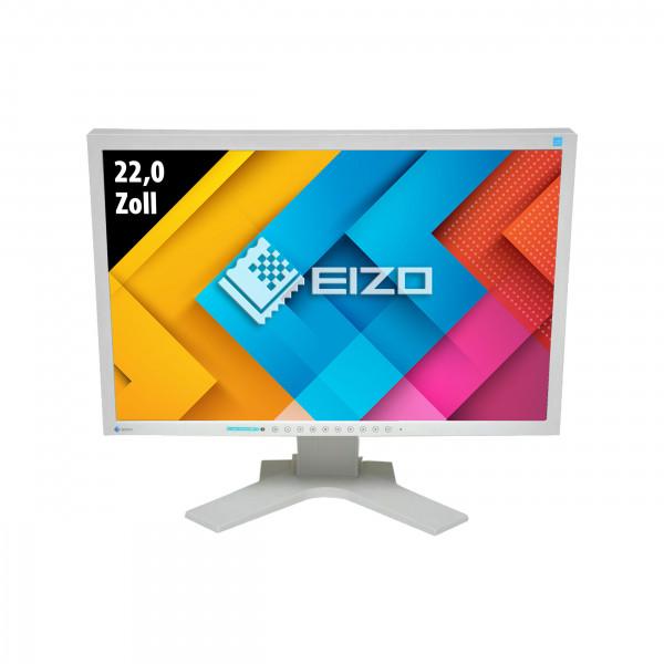 Eizo FlexScan S2202W - 22,0 Zoll - WSXGA+ (1680x1050) - 5ms - grau
