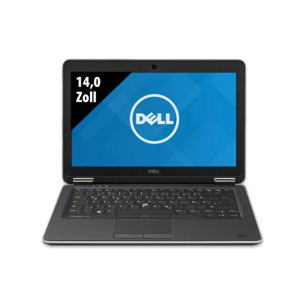 Dell Latitude E7440 - 14,0 Zoll - Core i7-4600U @ 2,1 GHz - 8GB RAM - 250GB SSD - FHD (1920x1080) - Webcam - Win10Pro