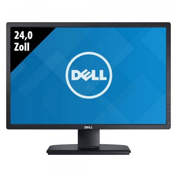 Dell Ultrasharp U2412M - 24,0 Zoll - WUXGA (1920x1200) - 8ms - schwarz