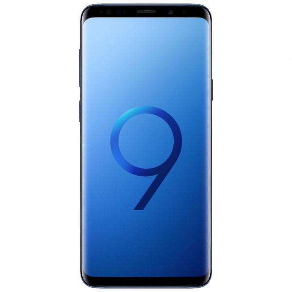 Samsung Galaxy S9+ Duos (64GB) - Coral Blue