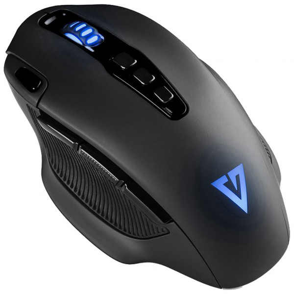 Modecom Volcano Beast GMX 5 - Gamingmaus - schwarz