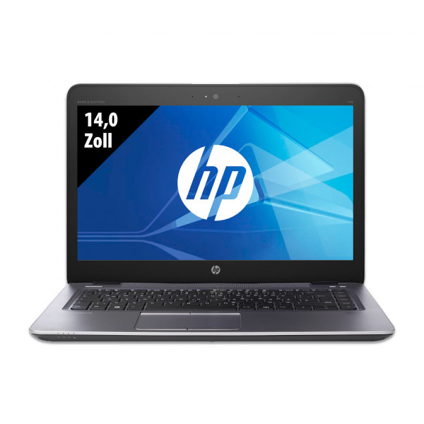 HP EliteBook 745 G4 - 14,0 Zoll - AMD A10-8730B @ 2,4 GHz - 8GB RAM - 250GB SSD - FHD (1920x1080) - Webcam - Win10Pro