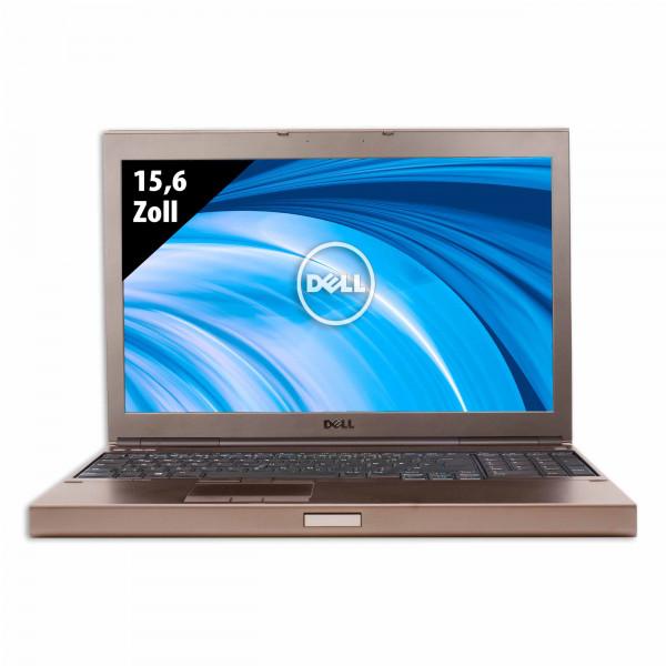 Dell Precision M4800 - 15,6 Zoll - Core i7-4910MQ @ 2,9 GHz - 32GB RAM - 500GB SSD - Nvidia Quadro K2100M - FHD (1920x1080) - Win10Pro