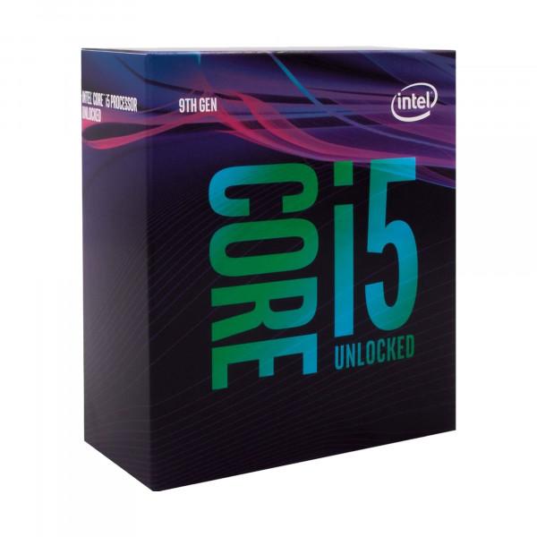 Intel Core i5-9600K Prozessor - 3,7 GHz - Sockel 1151 - (ohne Kühler)