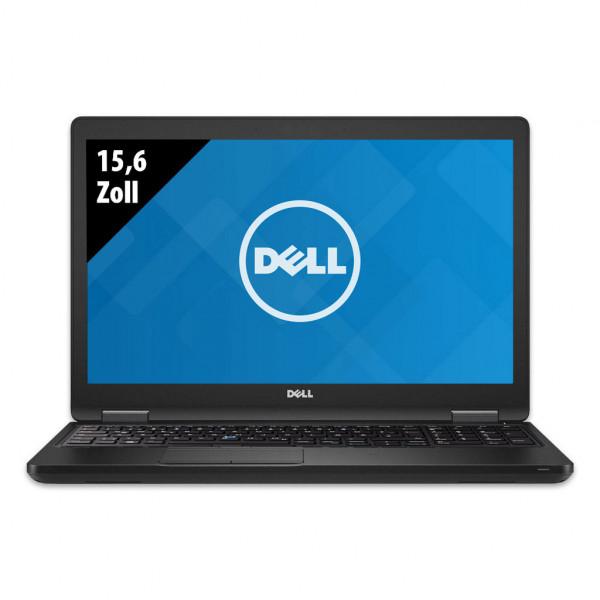 Dell Latitude 5580 - 15,6 Zoll - Core i5-6300U @ 2,4 GHz - 8GB RAM - 250GB SSD - FHD (1920x1080) - Win10Pro