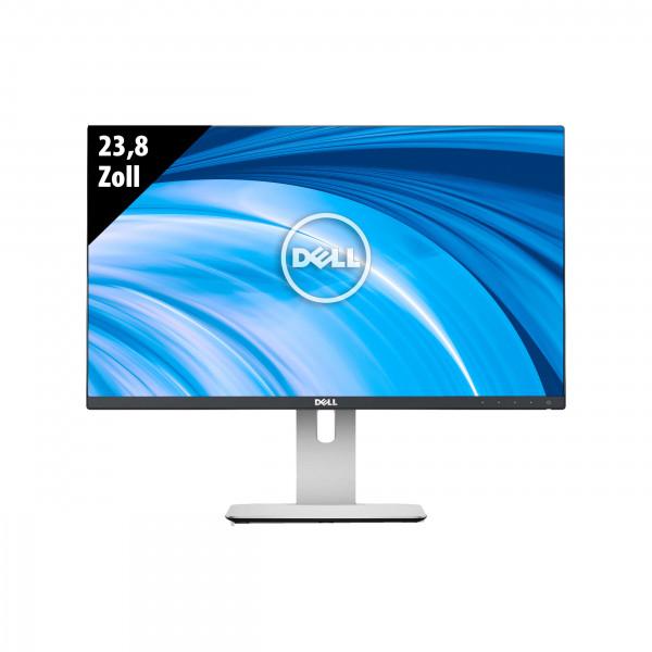 Dell UltraSharp U2414Hb - 23,8 Zoll - FHD (1920x1080) - 8ms - schwarz
