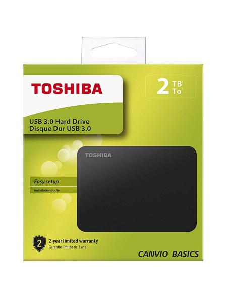 2TB 2,5 Zoll externe USB 3.0 Festplatte