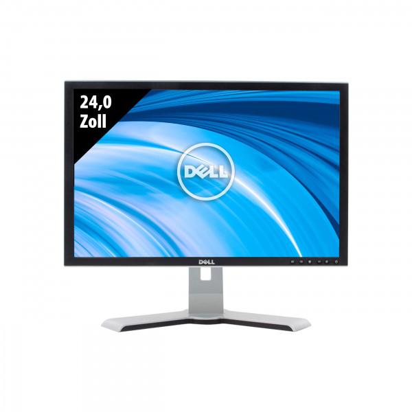 Dell Ultrasharp 2407WFPb - 24,0 Zoll - WUXGA (1920x1200) - 6ms - schwarz/silber