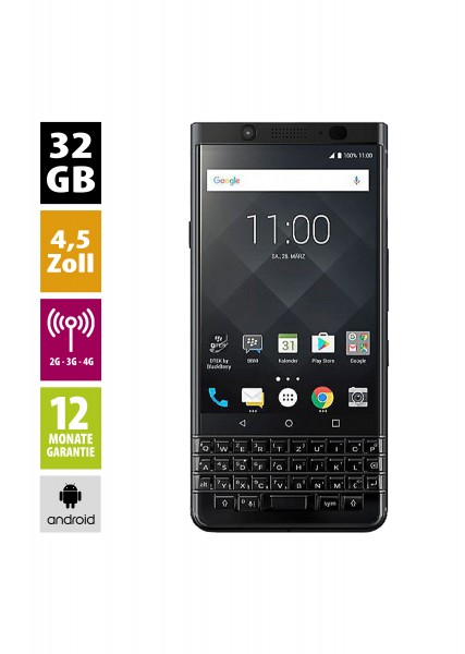 Blackberry KEYone (32GB) - schwarz