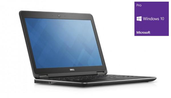 Dell Latitude E7250 - 12,5 Zoll - Core i5-5300U @ 2,3 GHz - 8GB RAM - 250GB SSD - WXGA (1366x768) - Win10Pro